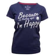 "ZSC T-Shirt Lady ""Happy"""
